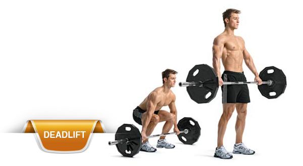 Compound Lifts - Deadlifts