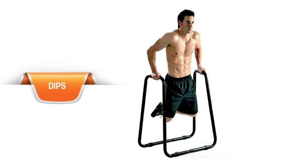 Dips - Compound Lifts
