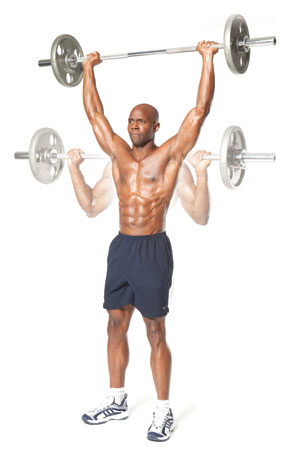 Using Compound Lifts for lean muscle