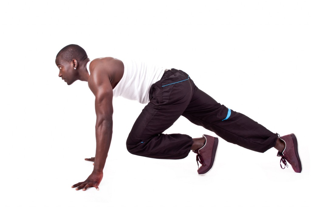 Mountain Climbers - Full Bodyweight lift