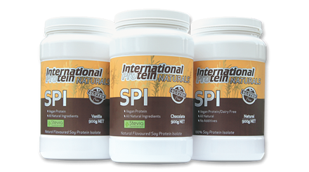 spi from international protein