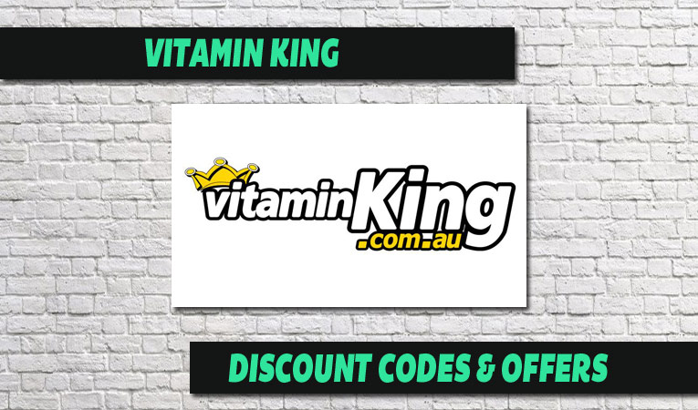 Vitamin King Coupon