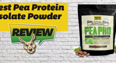Best Pea Protein Isolate Powder